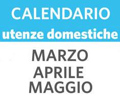 Calendario Utenze Domestiche