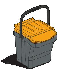 Imballaggi in plastica e metalli