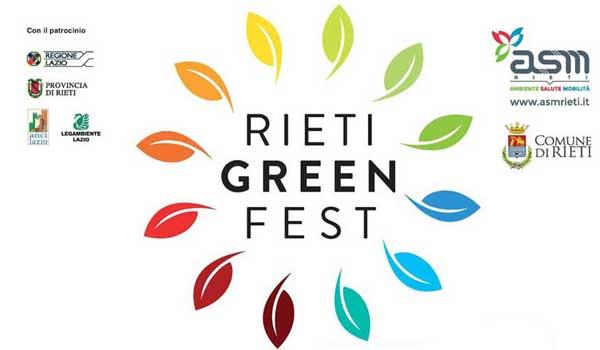 Logo Rieti Green Fest