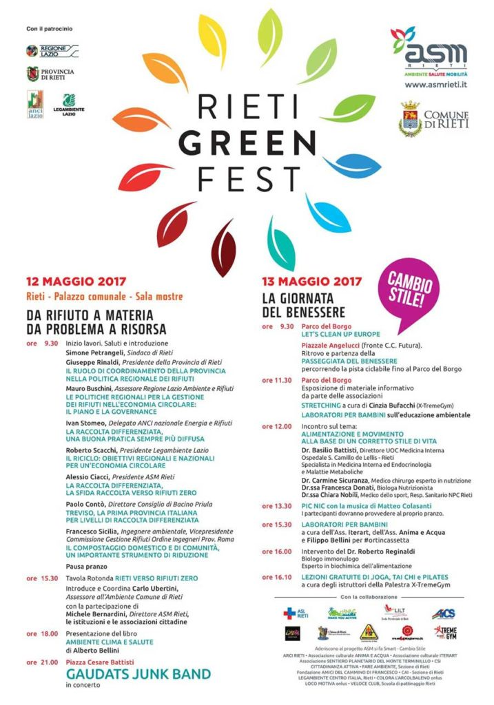 Rieti Green Fest