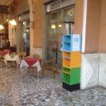 Book Crossing Piazza Spada Fiuggi